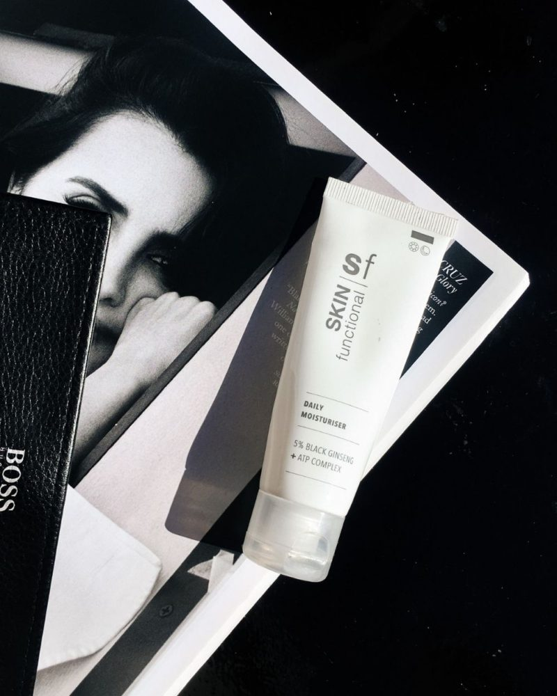 Skin Functional Moisturizer(5% Black Ginseng & ATP Complex)