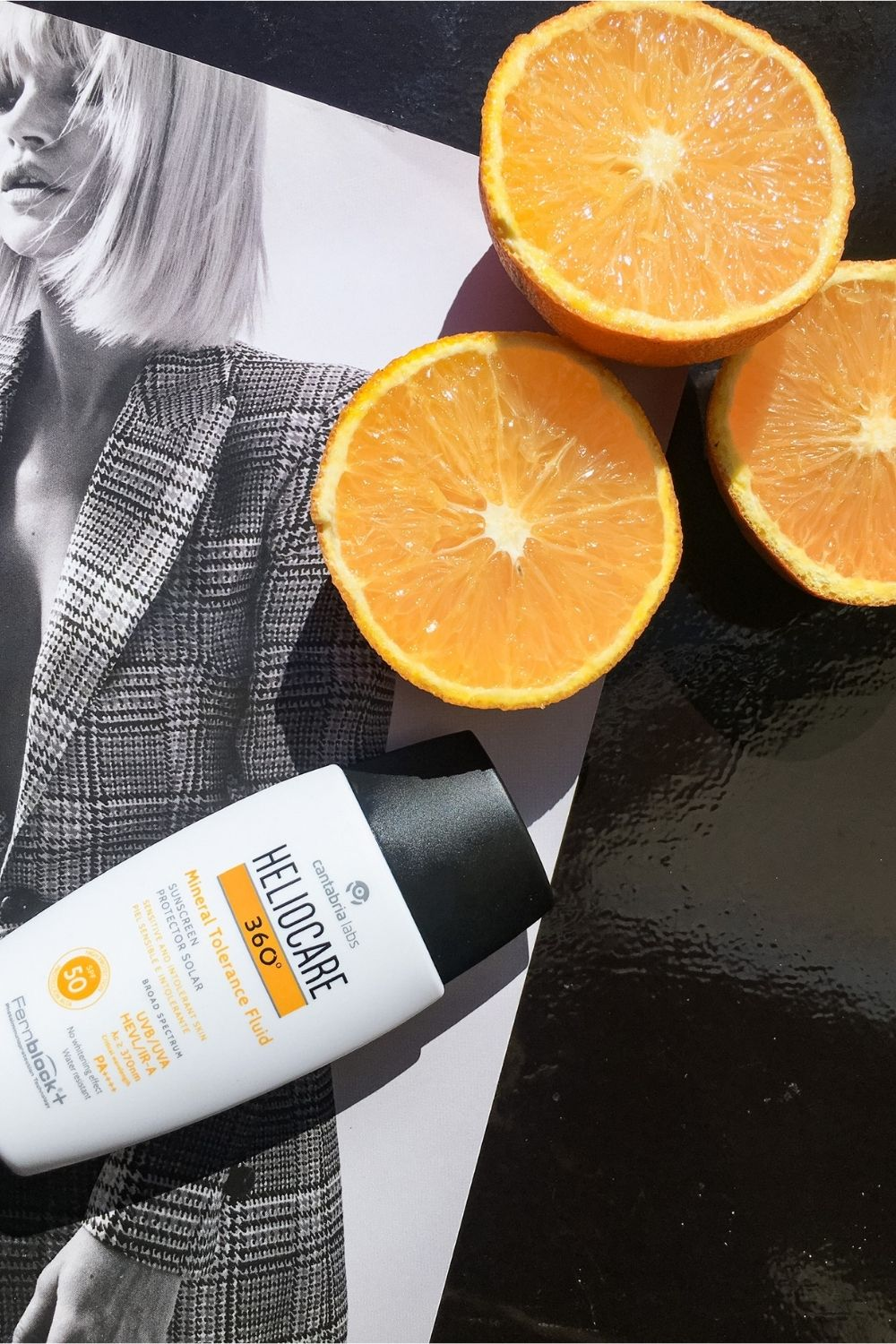 The Heliocare 360° Water Gel SPF 50